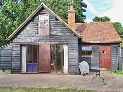 Coach House, Suffolk, Bromeswell