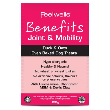 Benefits Treats - Joint & Mobility