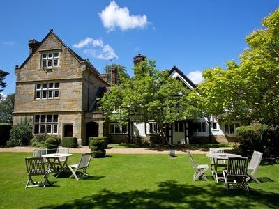 Ockenden Manor, West Sussex