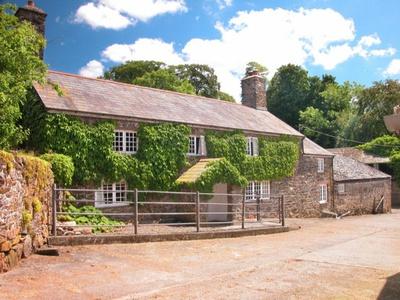 The Farmhouse, Devon, Brentor