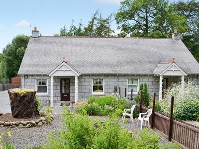 Horsechestnut Cottage, Aberdeenshire, Braemar