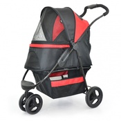 InnoPet - Red Pet Stroller