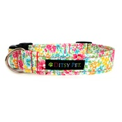 Ditsy Pet - Bella Dog Collar