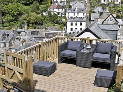 Hillside Cottage, Cornwall
