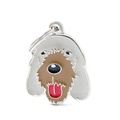 Italian Spinone Engraved ID Tag