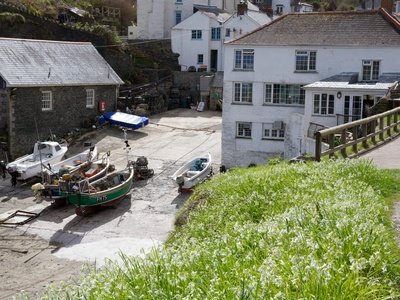 The Lugger Hotel, Cornwall, Truro