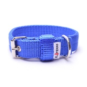El Perro - Double Dog Collar – Royal Blue