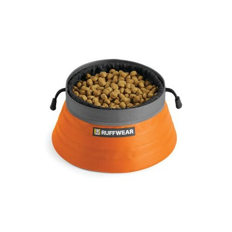 Ruffwear Bivy Cinch Bowl - Campfire Orange 3