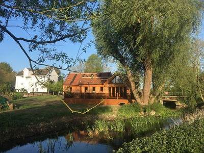 Watermill Granary Barn, Norfolk, Harleston