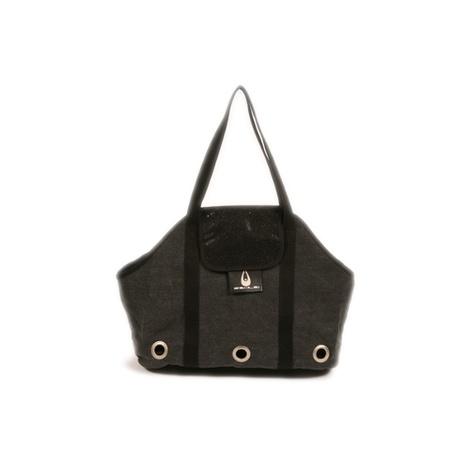 Juliette Pet Carrier Bag – Black