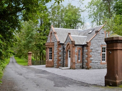 Barncailzie Lodge, Dumfries and Galloway, Springholm