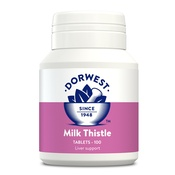 Dorwest Veterinary - Milk Thistle Tablets for Dogs and Cats