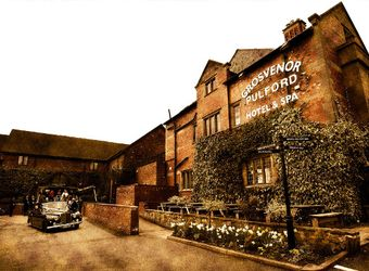 Grosvenor Pulford Hotel & Spa, Cheshire