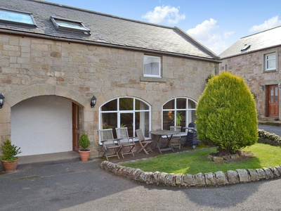 The Granary Cottage, Northumberland, Warenford
