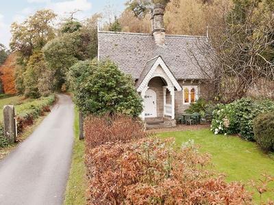 The Gate Lodge, Gwynedd, Blaenau Ffestiniog