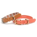 Camello Striped Dog Collar 4