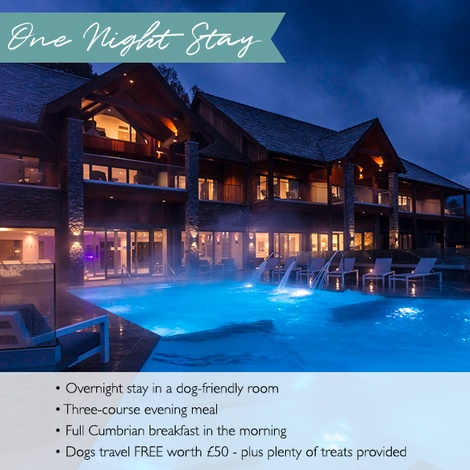 Lodore Falls Exclusive One Night Stay Voucher