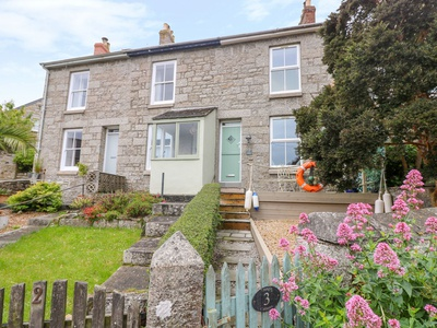 3 Trungle Cottages, Cornwall, Mousehole