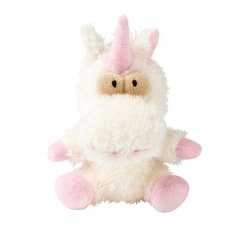 Little Electra The Unicorn Plush Dog Toy