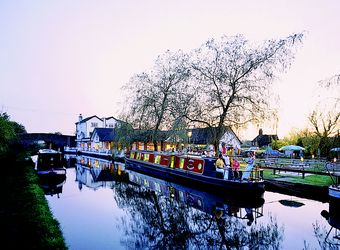 Rosebrook - Brook Line Narrowboats, Worcestershire