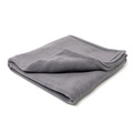 Double Fleece Dog Blanket - Smoke Grey