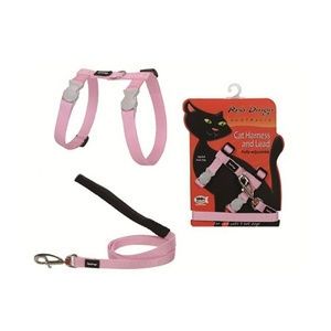 Pink Lead & Harness