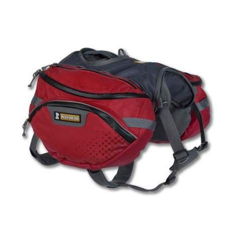 Ruffwear Palisades Dog Pack - Red Currant