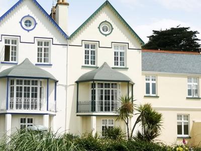 The Captains House, Devon, Instow