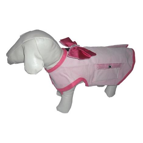 Pink Gingham Jacket