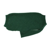 Clementine est. Dogs - Strachey Wool Jumper - Green