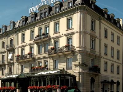 Hotel d'Angleterre, Geneva, Geneva
