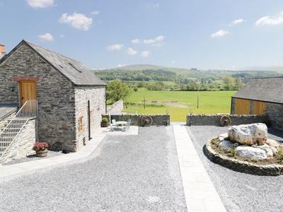 The Granary, Conwy, Corwen