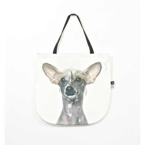 Shaq the Chinese Crested Dog Bag