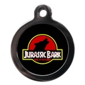 Jurassic Bark ID Dog Tag