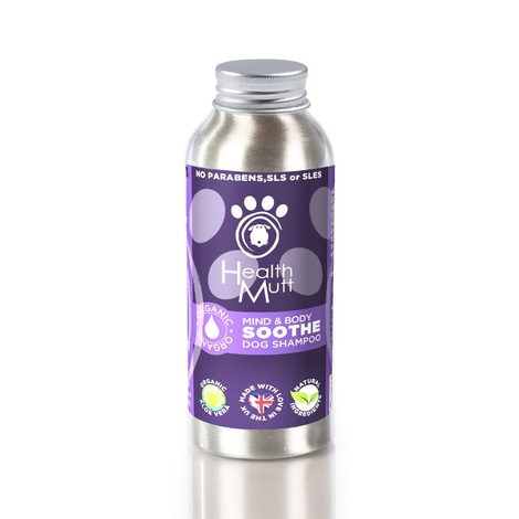Soothe Organic Dog Shampoo 250ml (x2)
