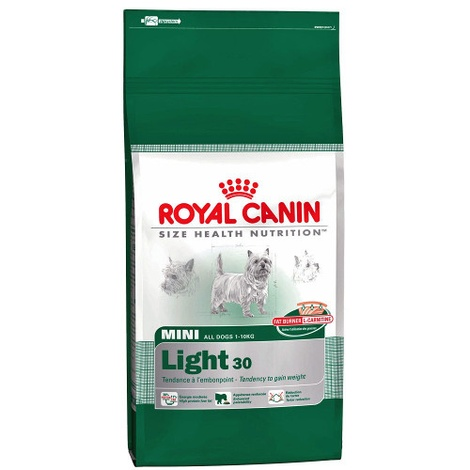 Mini Light 30 Dog Food