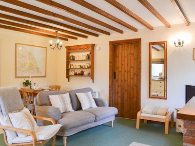 Wheatsheaf Cottage, North Yorkshire, Sawdon