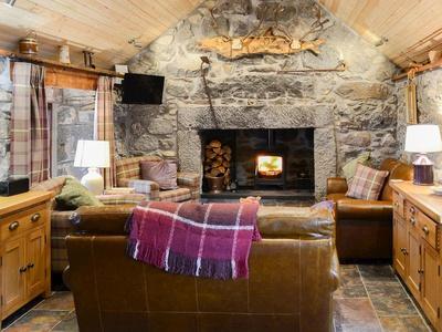 Capercaillie Cottage, Highland, Dornoch