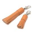Camello Leather Tassel Clip 2