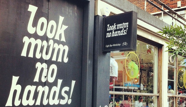 Look Mum No Hands London