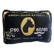 Dog Diggin Designs - Americanine Express Bark Card Dog Toy