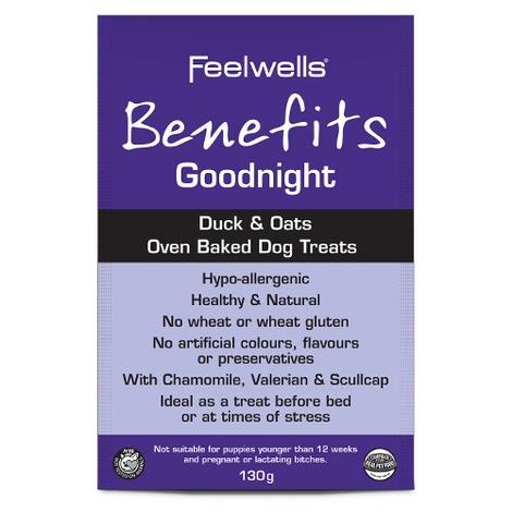 Benefits Treats - Goodnight