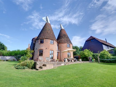 Hawkridge Oast, Kent, Sissinghurst