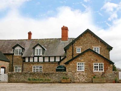 Partridge Farm Cottage, Shropshire, Bishops Castle