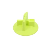 PetDreamHouse - FelliPet Utensils Slow-Feeder Insert for Bowls – Lime