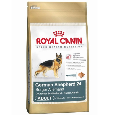 German Shepherd 24 Dog Food