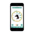 Wonderwoof Bow Tie Activity Tracker – Orange 10