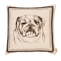 Bulldog Cushion
