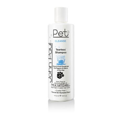 Tearless Puppy and Kitten Shampoo (473ml)