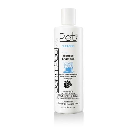 Tearless Puppy and Kitten Shampoo (473ml)